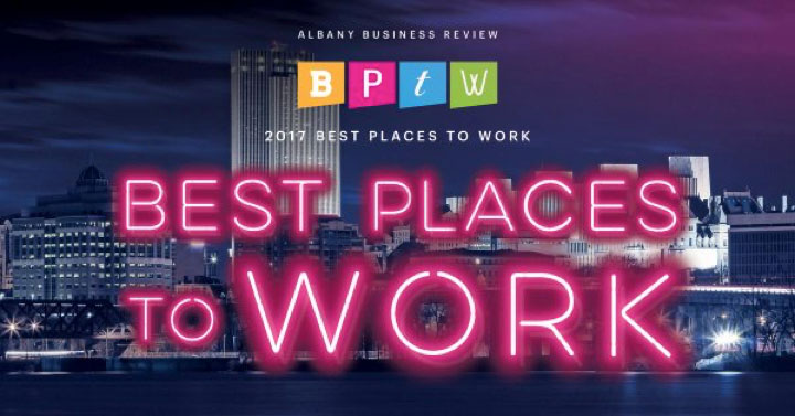 Shenker Russo & Clark LLP Named One Of Albany's Best Places To Work 2017