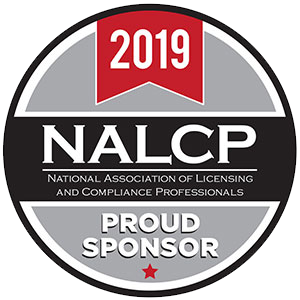 National Association of Licensing and Compliance Professionals 2019 Sponsor