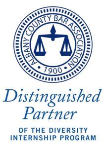 Albany County Bar Association Distinguished Partner